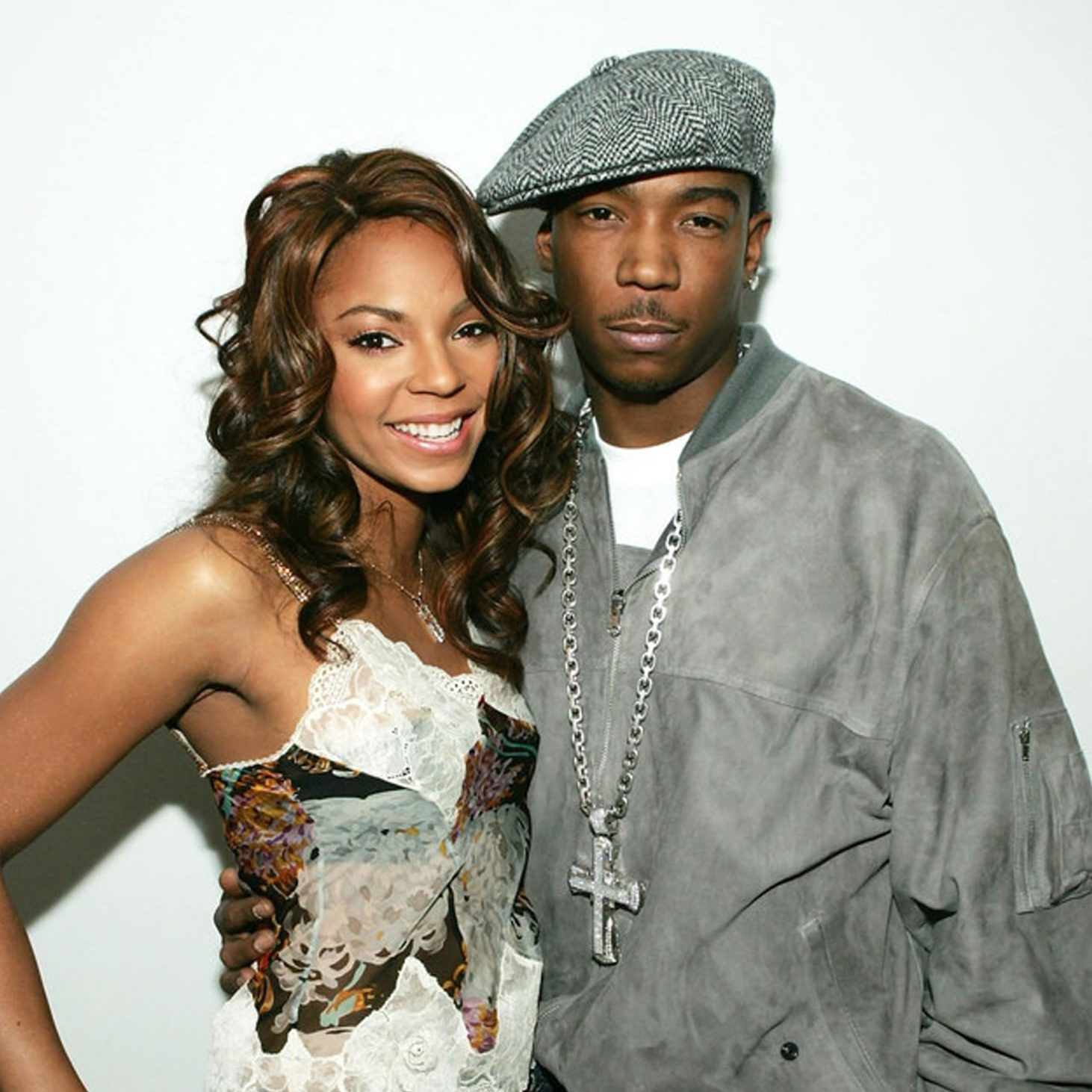 Ashanti & Ja Rule at Soulquarius