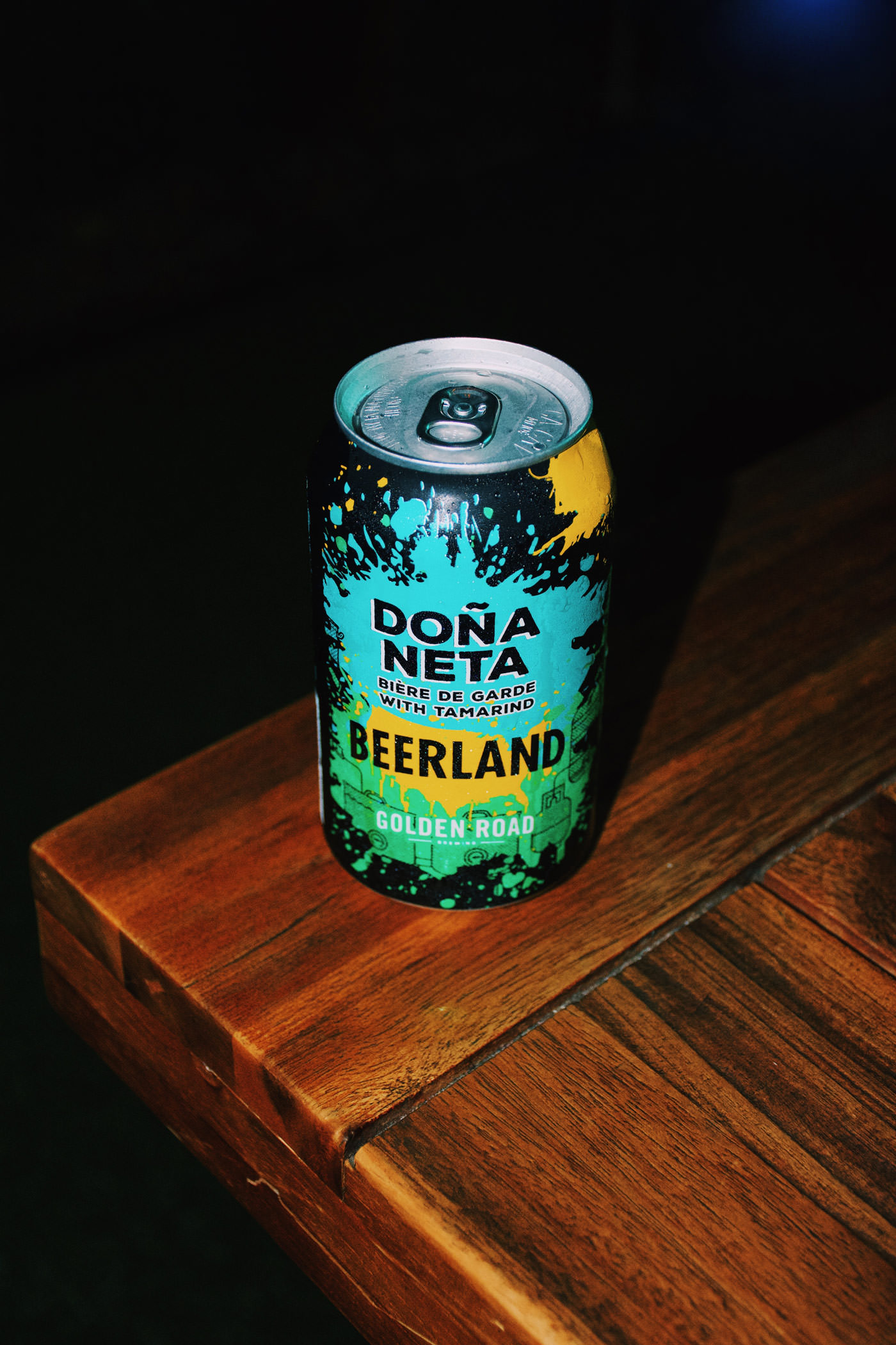Dona Neta Golden Road Beer winner of Beerland on Viceland.